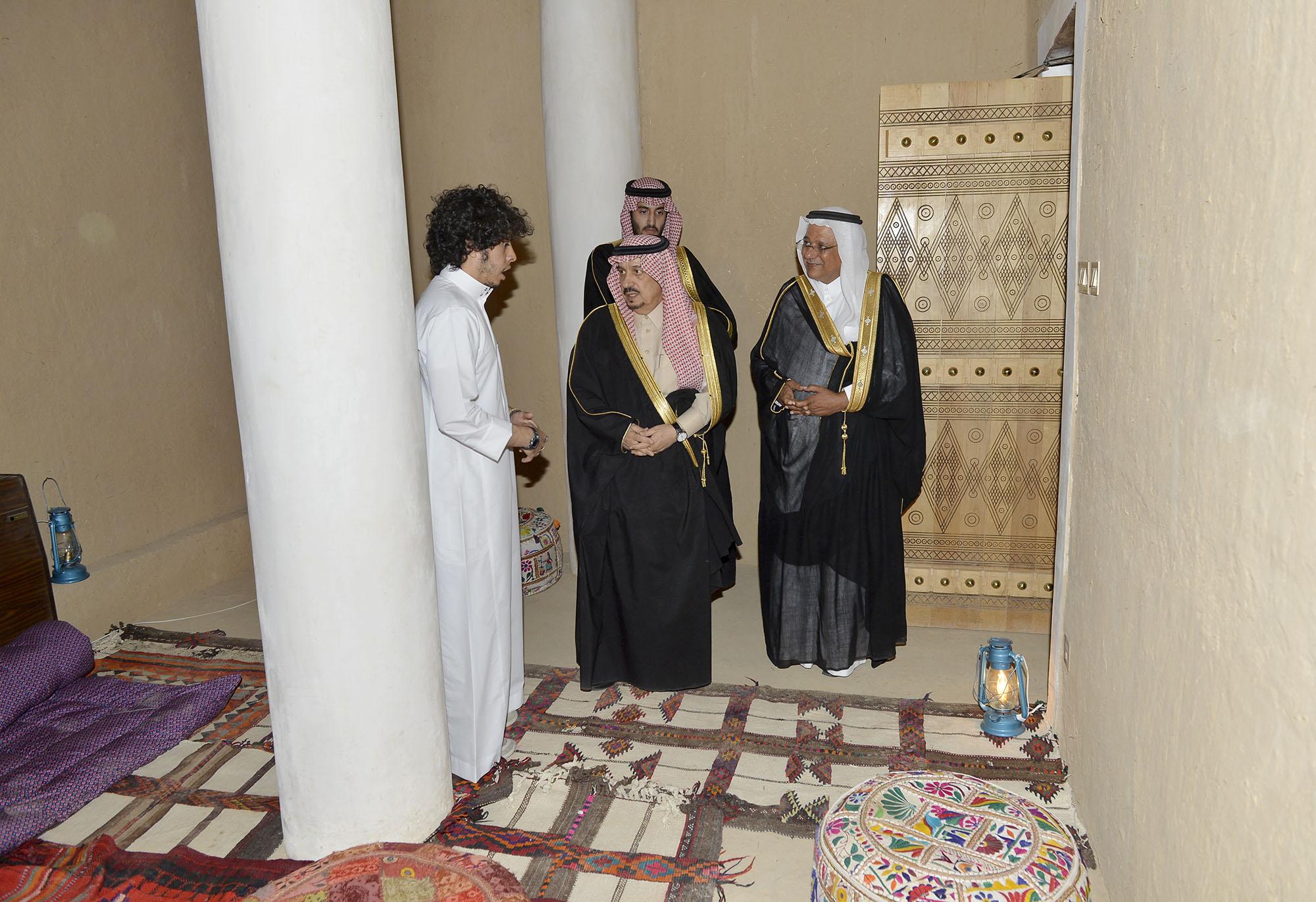 امير الرياض يرعي تراثنا حبنا بقصر المربع (25)