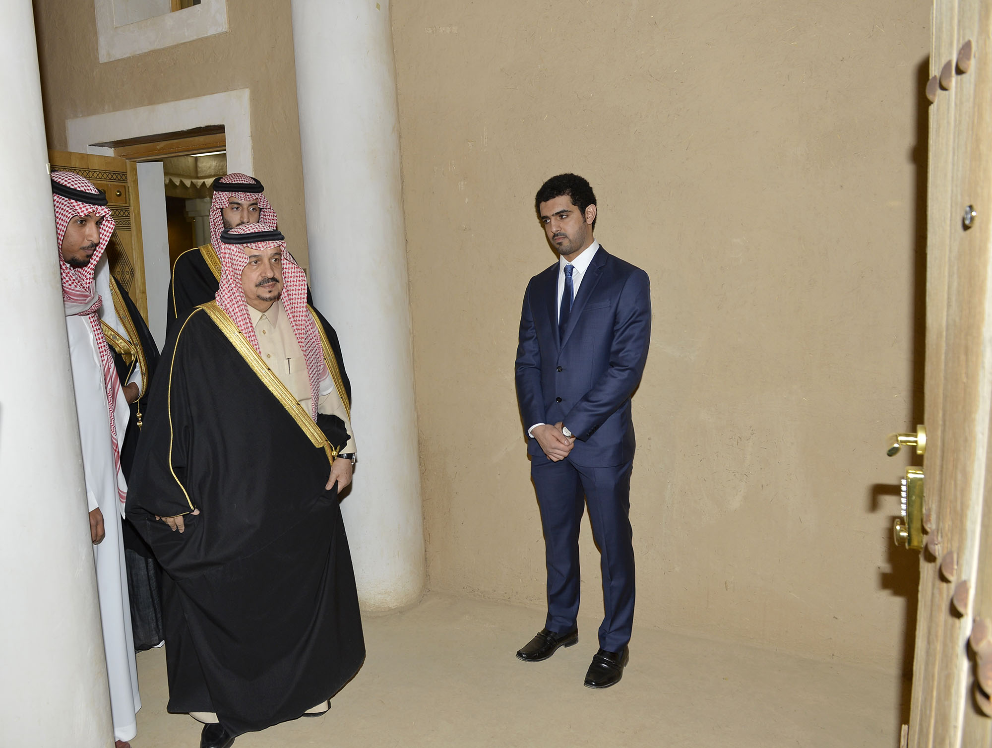 امير الرياض يرعي تراثنا حبنا بقصر المربع (26)