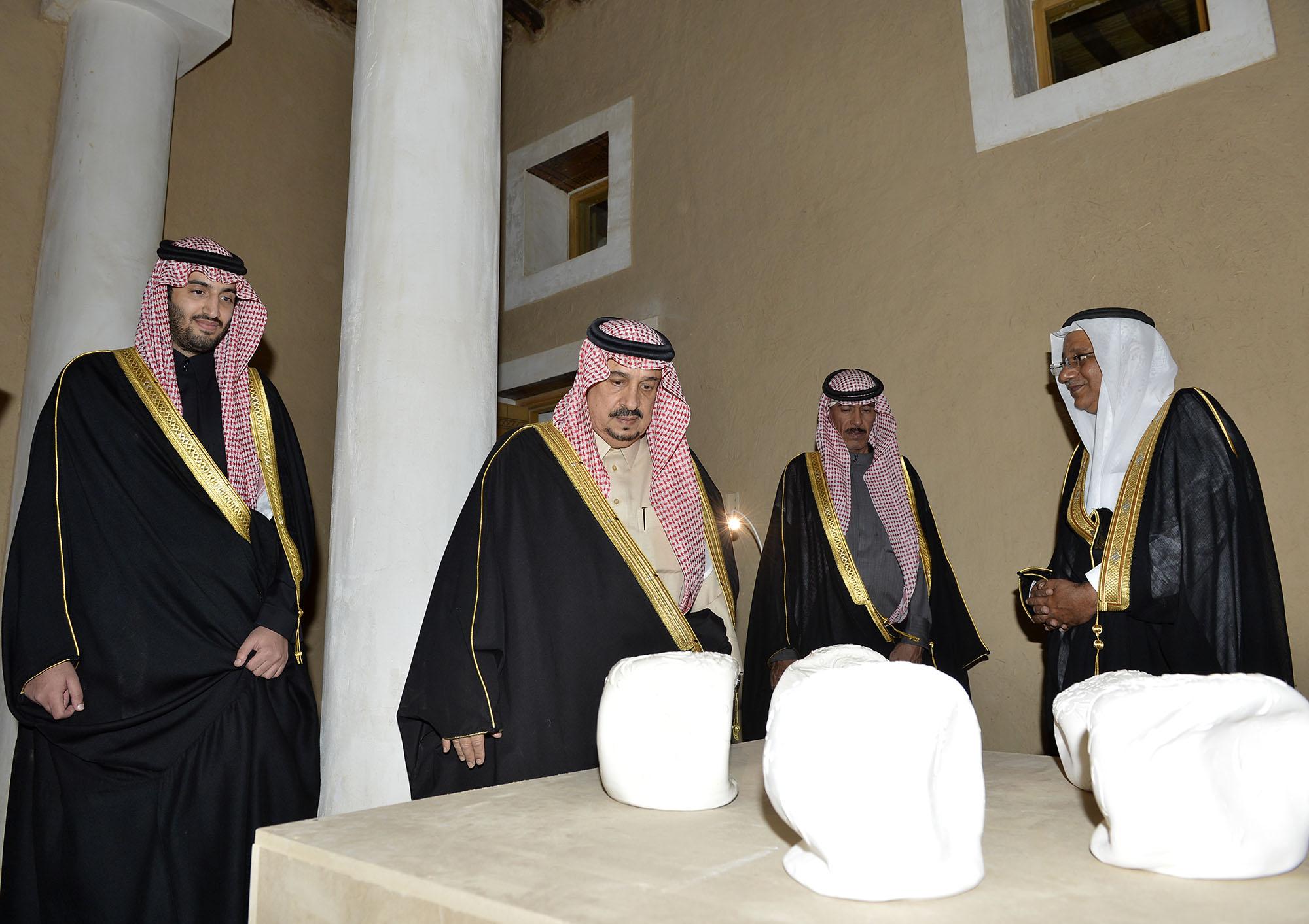 امير الرياض يرعي تراثنا حبنا بقصر المربع (27)