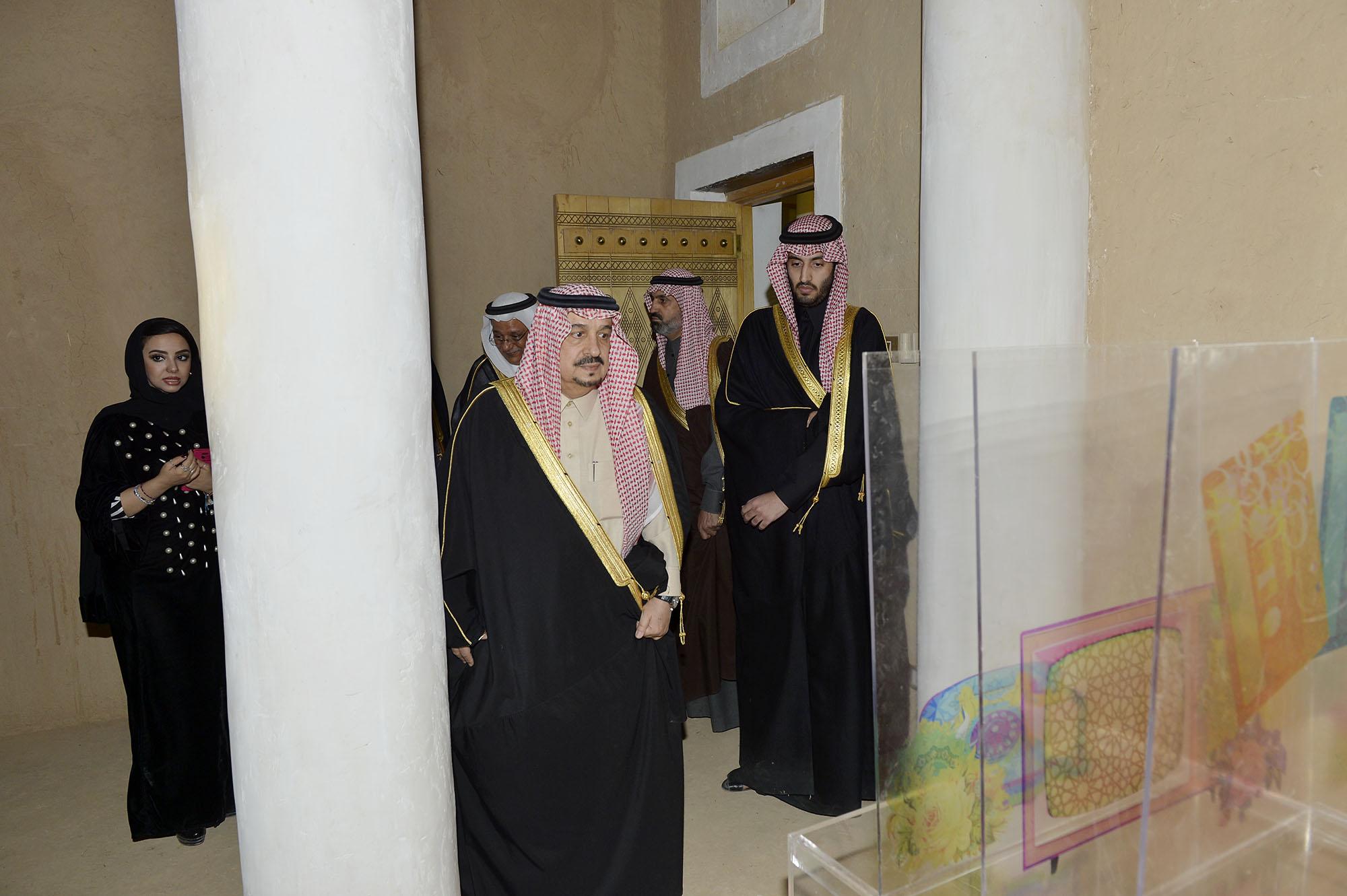 امير الرياض يرعي تراثنا حبنا بقصر المربع (28)