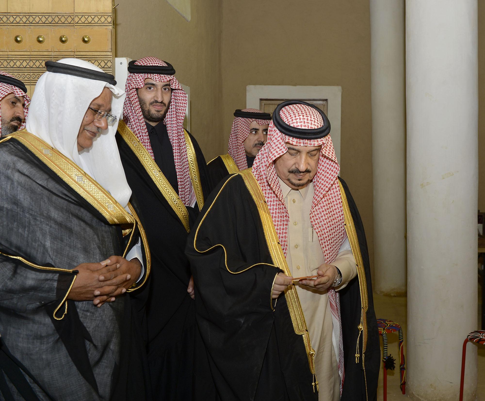 امير الرياض يرعي تراثنا حبنا بقصر المربع (29)
