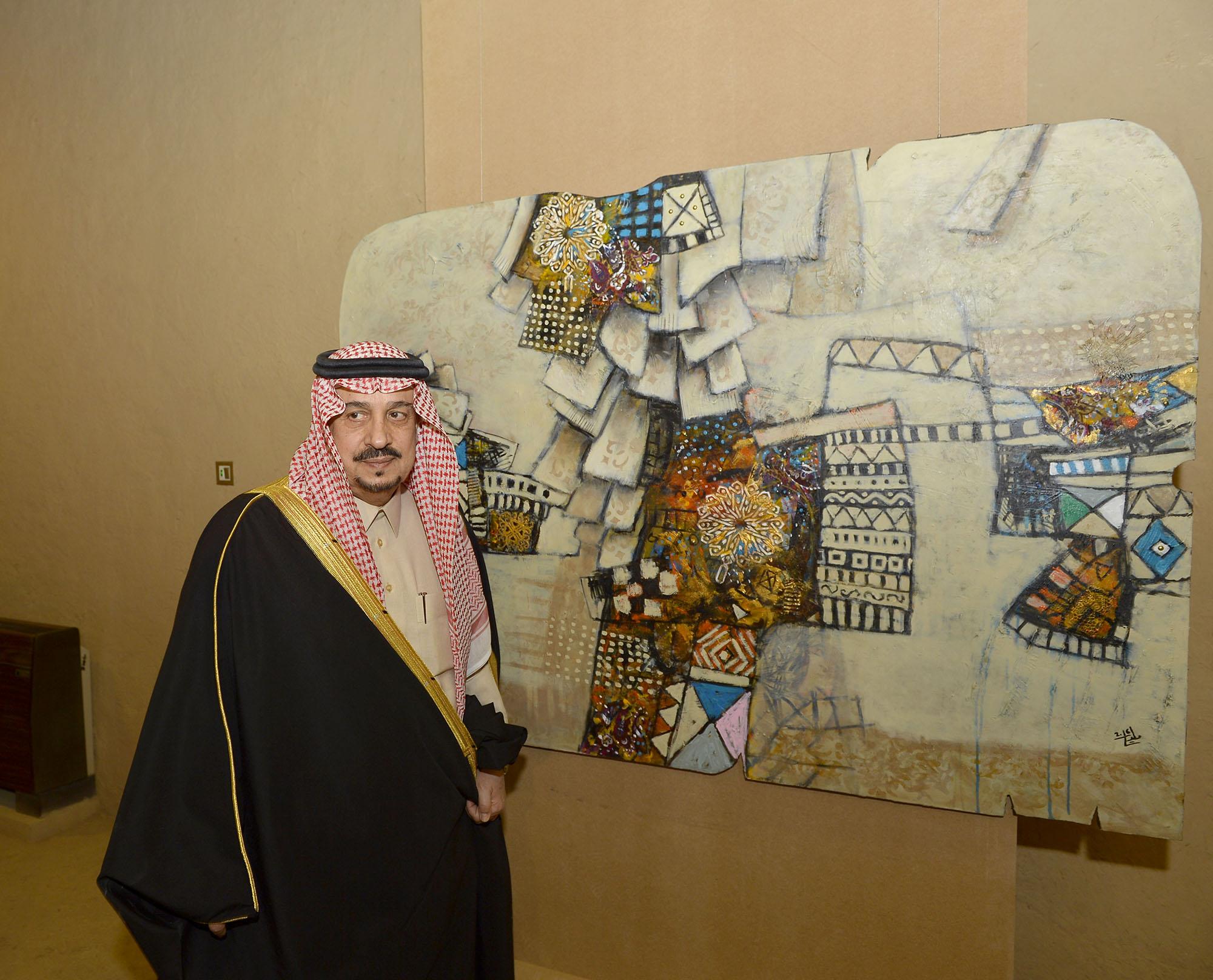 امير الرياض يرعي تراثنا حبنا بقصر المربع (6)
