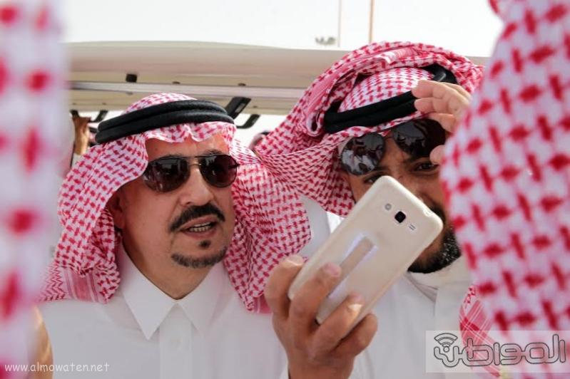 امير الرياض يزور مهرجان ربيع الرياض3