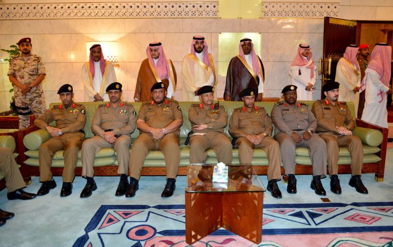 امير الرياض يستقبل المهنئين (365278160) 