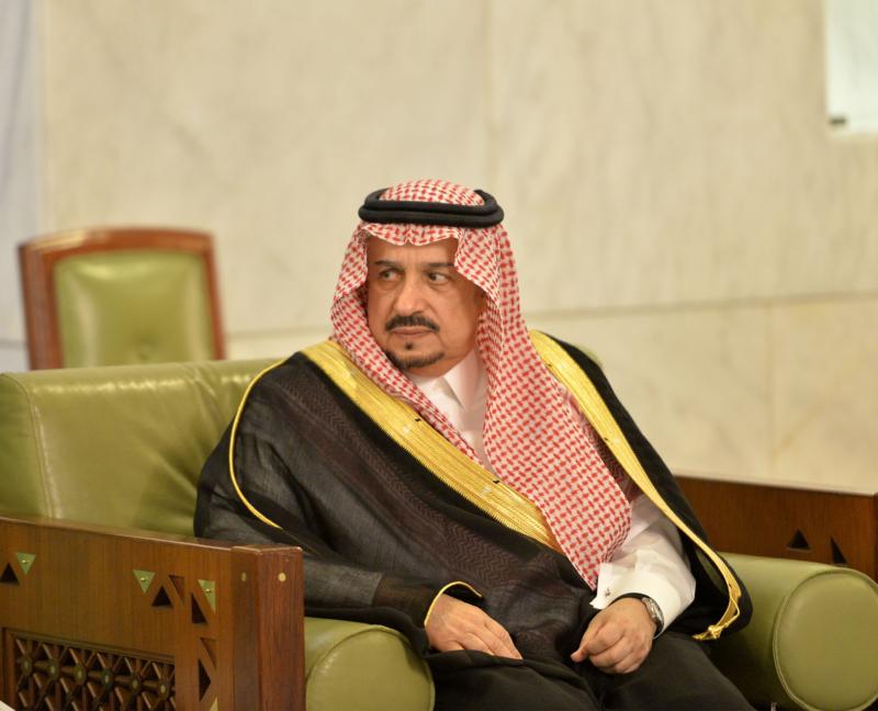 امير الرياض يستقبل المهنئين (365278165) 