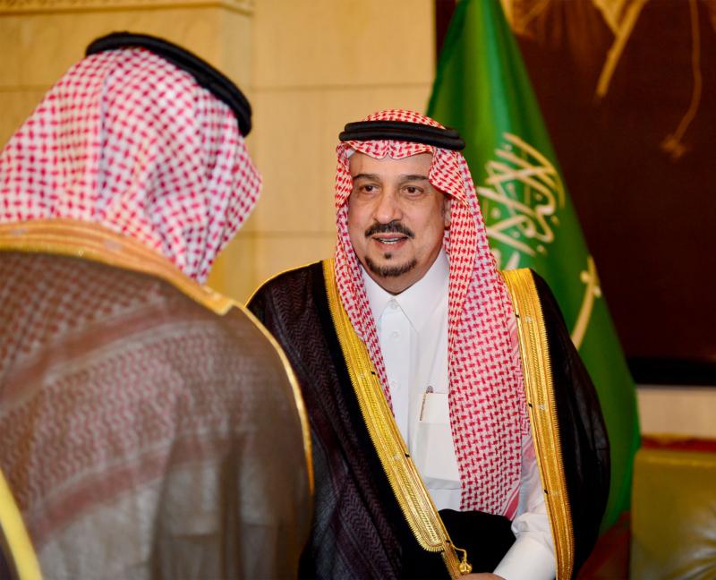امير الرياض يستقبل المهنئين (365278168) 