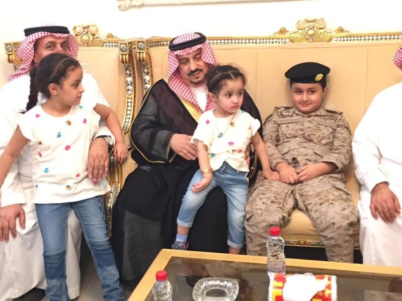 امير الرياض يعزي 4