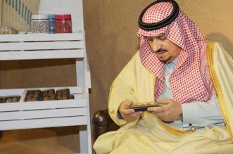 امير الرياض يفتتح معرض تراثنا (308686797) 