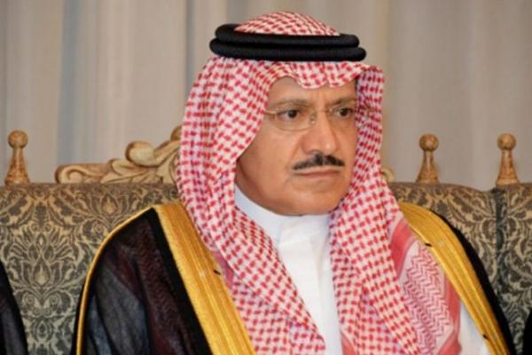 امير الشمالية  مشعل بن عبدالله بن عبدالعزيز بن مساعد