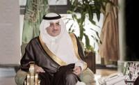 أمير منطقة تبوك يواسى اسرة محمد الغبان