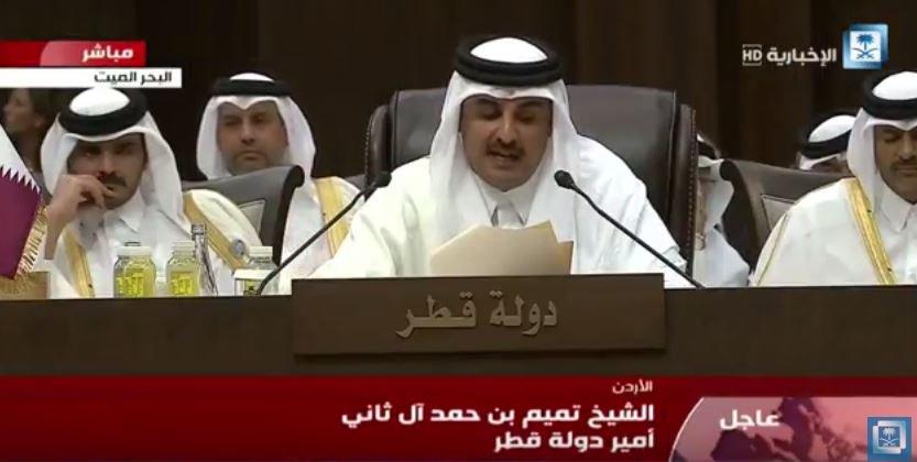 التفاصيل الكاملة لمؤتمر القمة العربية 28 في البحر الميت - المواطن