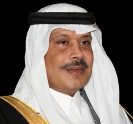 أمير الباحة يقدم تعازيه في وفاة نجل أحد المرابطين بالحدود