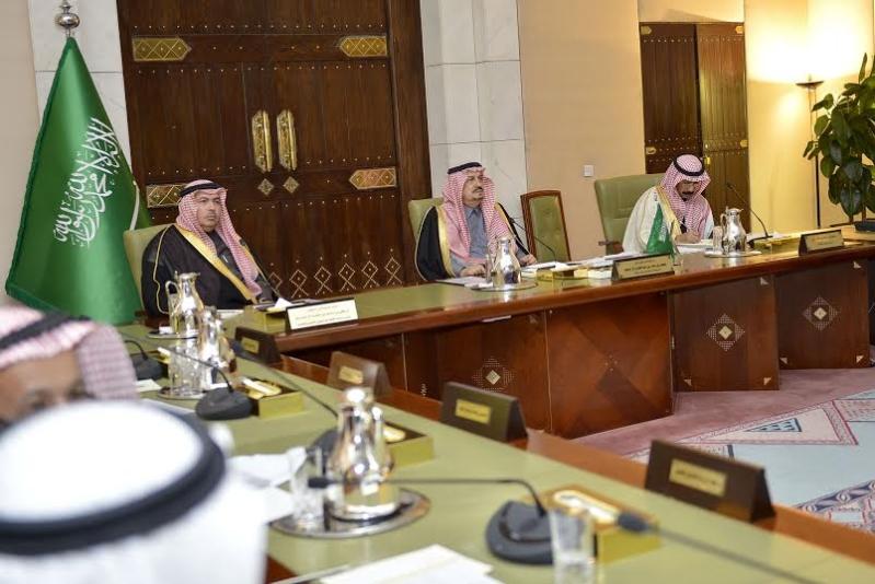 امير منطقة الرياض يرآس جلسه مجلس المنطقة17