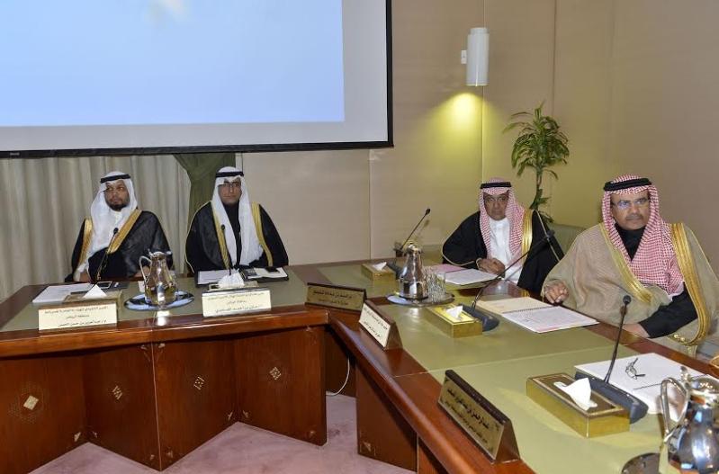 امير منطقة الرياض يرآس جلسه مجلس المنطقة5