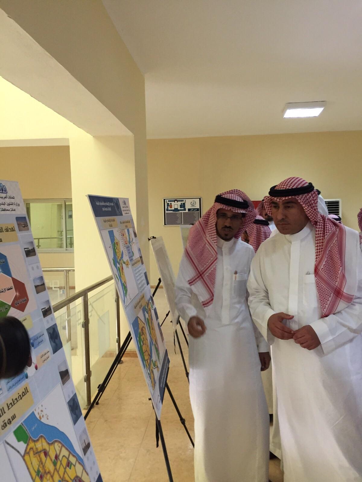أمين #جدة يفتتح عدة مشاريع بـ #أضم و #المظيلف - المواطن