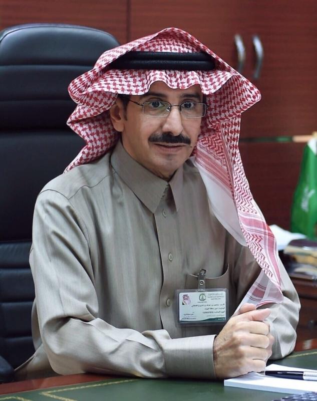 امين منطقة الجوف رئيس اللجنة المحلية للانتخابات البلدية بالجوف عجب بن عبدالله القحطاني
