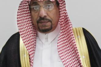 امين منطقة عسير صالح بن عبدالله القاضي