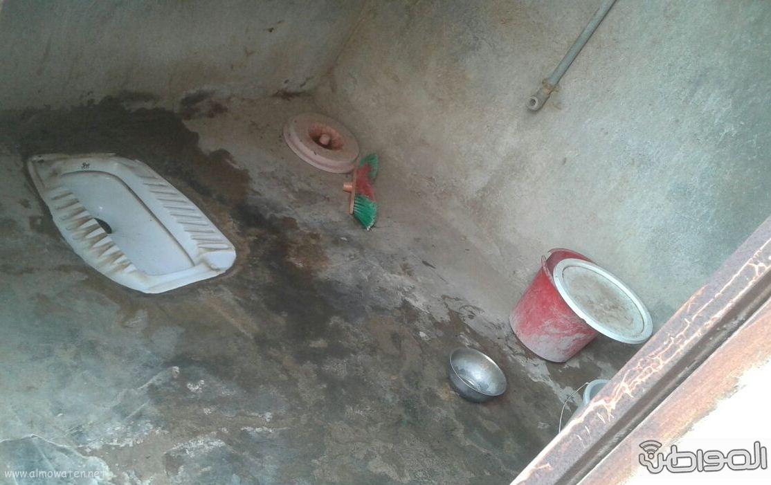 ام حسين امرأة طاعنة بالسن وسكنها يوشك على الانهيار (5)