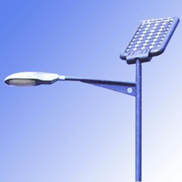 انارة الشوارة بالطاقة الشمسية