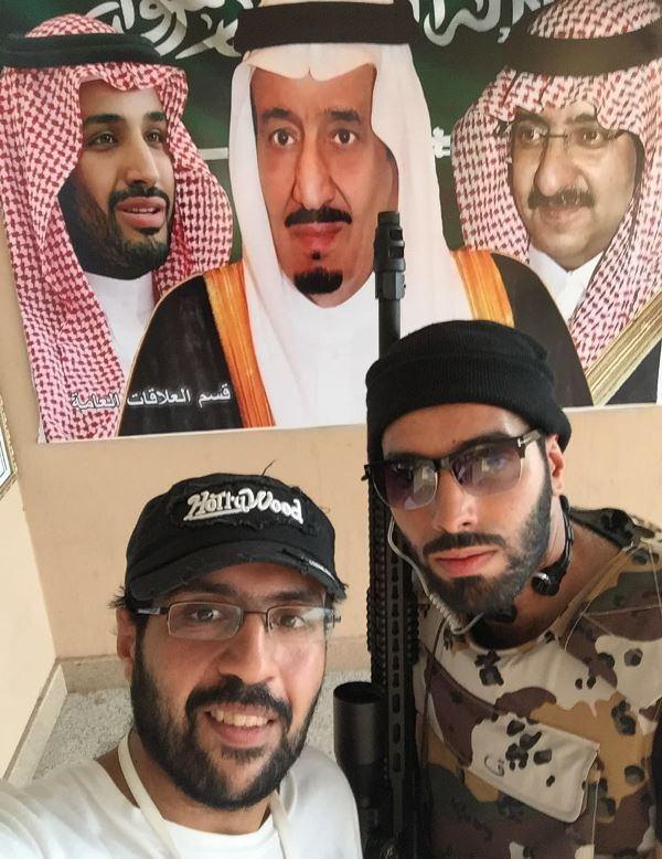 انتاج فايف كالرز امنون في مهرجان افلام السعودية بالدمام (4)