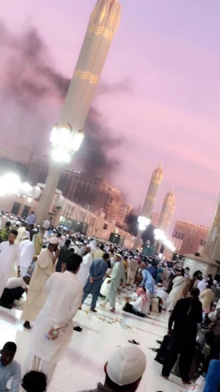 انتحاري المسجد النبوي