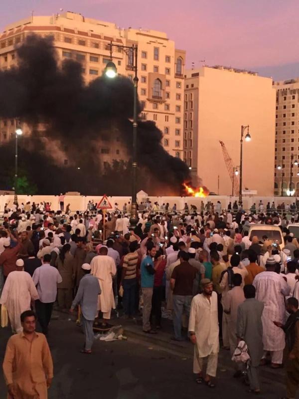 انتحاري المسجد النبوي1
