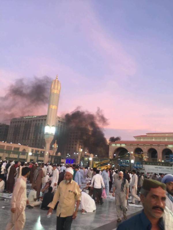 انتحاري المسجد النبوي2