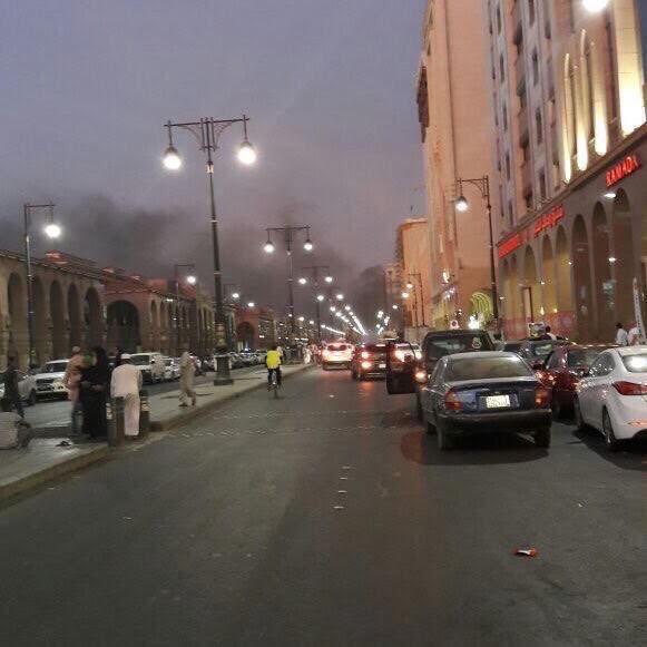 انتحاري المسجد النبوي4