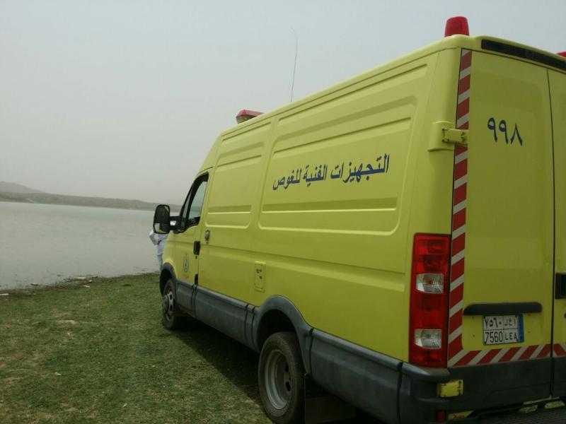 انتشال جثة فريق إفريقي من بحيرة سد وادي جازان (749162982) 