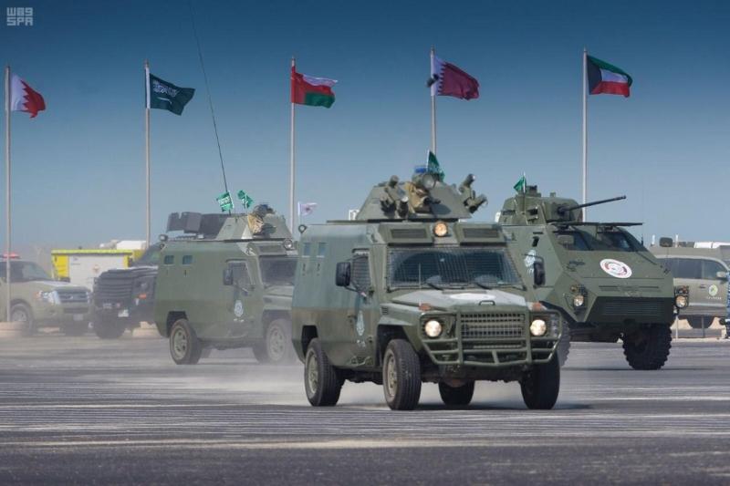 انتهاء امن الخليج العربي 2
