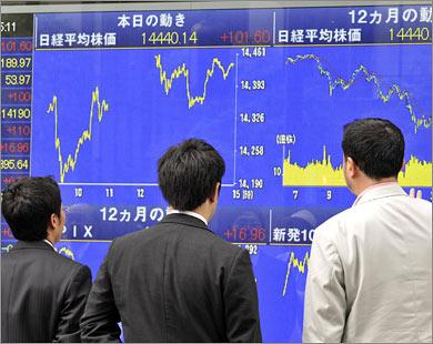 انخفاض-الاسهم-اليابانية