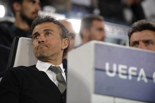 انريكي يتراجع: برشلونة قادر على الريمونتادا أمام يوفنتوس