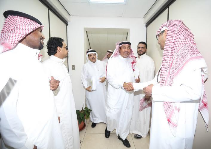 انطلاق إجراءات تسليم نادي الاتحاد لإدارة أحمد مسعود (1)