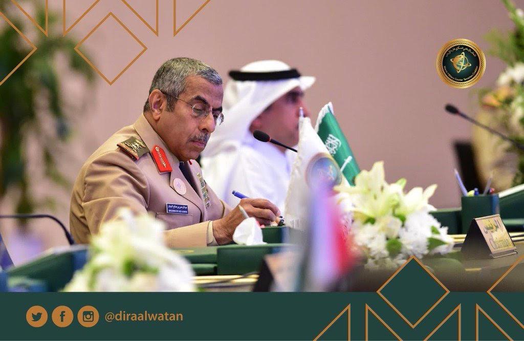 انطلاق اجتماع رؤساء الاركان في التحالف العسكري (2)