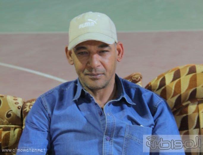 انطلاق بطولة التنس الأرضي الاولى على ملعب الاضارع (2)