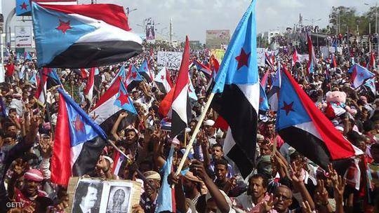 انطلاق تظاهرات بجنوب اليمن رفضاً للفيدرالية