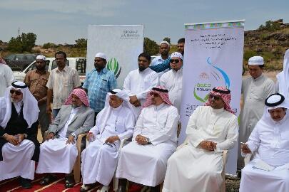 انطلاق حملة سياحة نقية لبيئة امنة بعسير (6)
