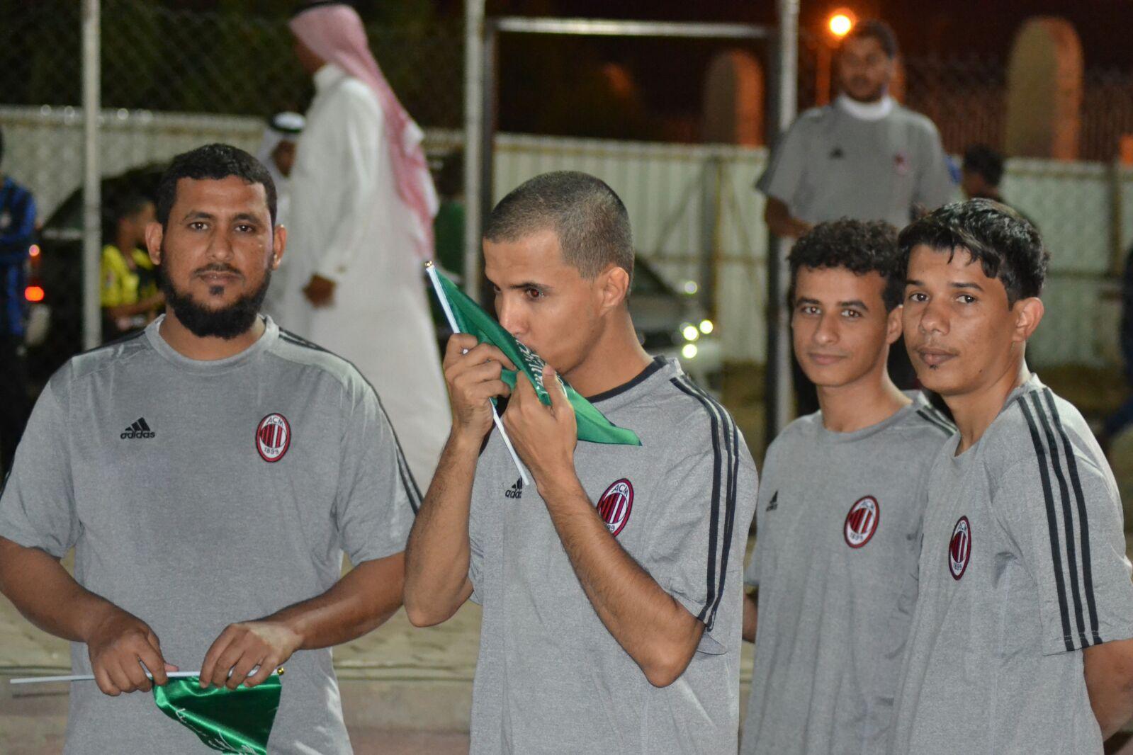 انطلاق دوري رابطة فرق الاحياء لكرة القدم باضم (4)