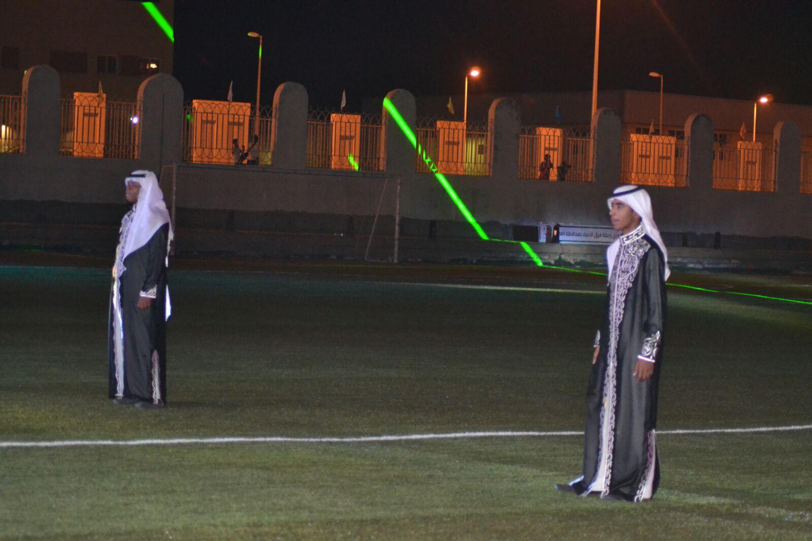 انطلاق دوري رابطة فرق الاحياء لكرة القدم باضم (8)