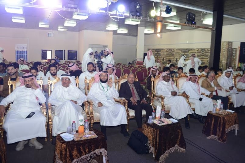 انطلاق فعاليات مهرجان المسرح الثاني بجامعة الملك خالد