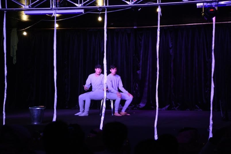 انطلاق فعاليات مهرجان المسرح الثاني بجامعة الملك خالد4