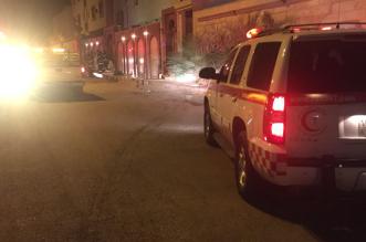 بالصور.. انفجار أسطوانة غاز يصيب 3 بـ #المدينة - المواطن