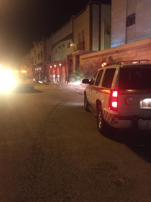 انفجار اسطوانة غاز يصيب ثلاثة أشخاص بالمدينة 1