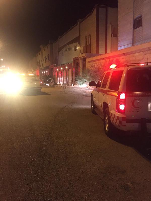 انفجار اسطوانة غاز يصيب ثلاثة أشخاص بالمدينة