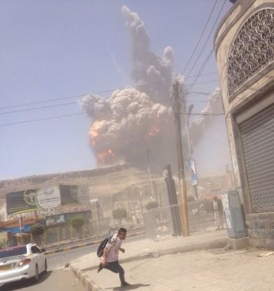 انفجار-اليمن