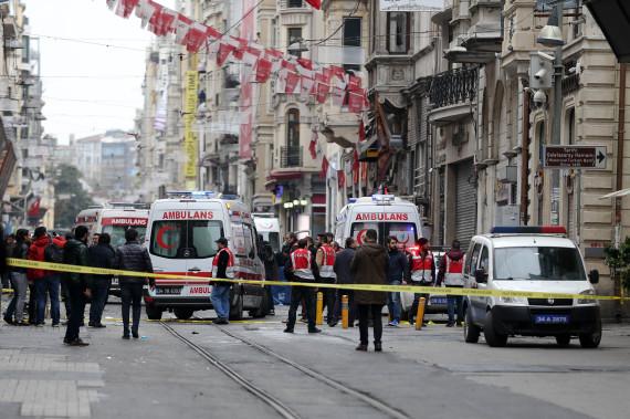 انفجار-باسطنبول