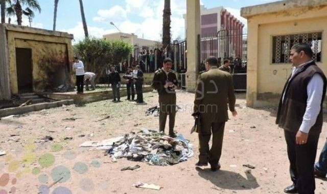 انفجار-بمصر
