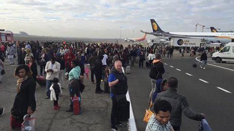 انفجار بمطار بروكسل بلجيكا (1)