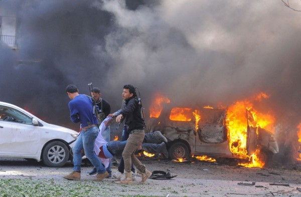 انفجار-دمشق-