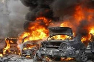 إصابة 20 شخصًا في انفجار حافلة تابعة لقوات الاحتلال بالقدس - المواطن